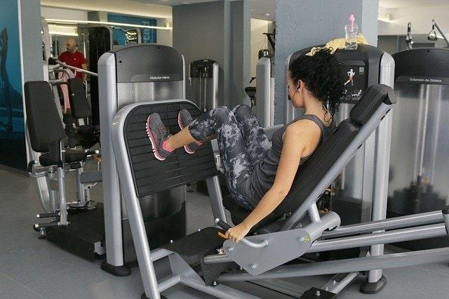Walking cardio workout