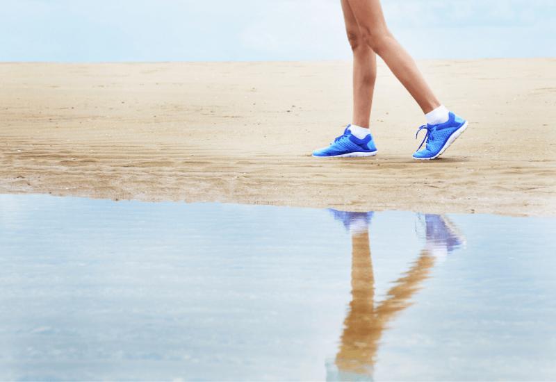 Walking 10000 steps for health