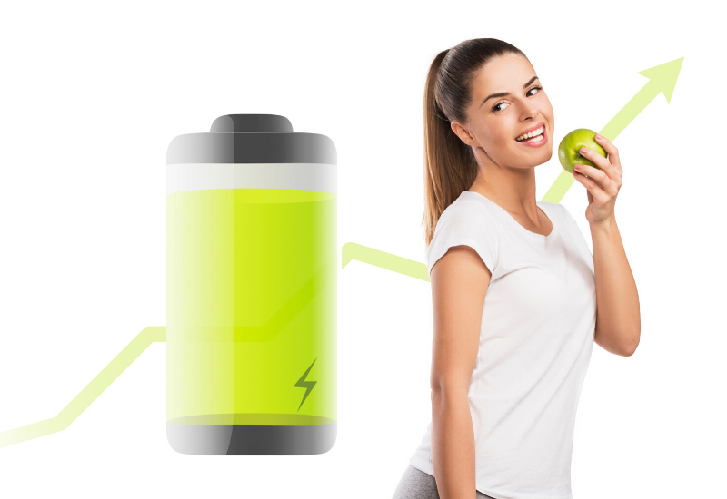 Walking boost energy and health