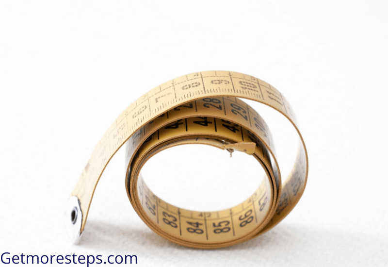Old Fashion Tape to Measure Your BMI
