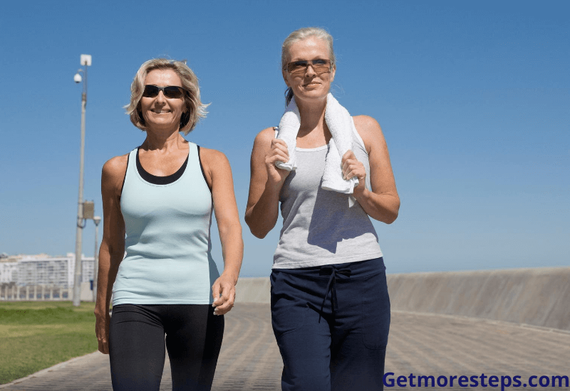 Walking strengthens your whole body