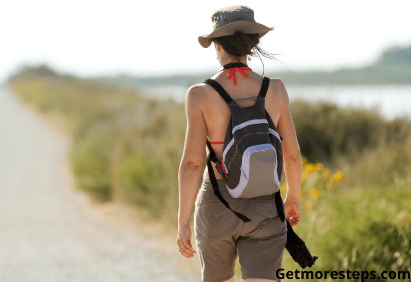Walking alleviate stress