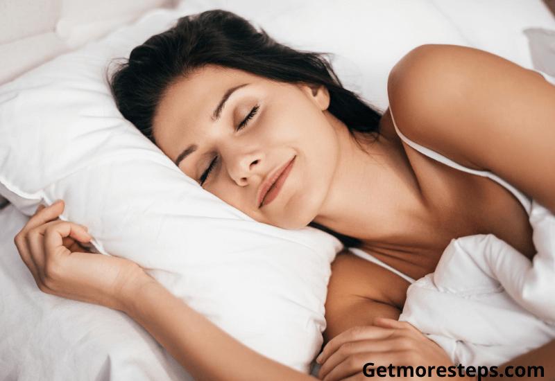 Walking improve your sleep