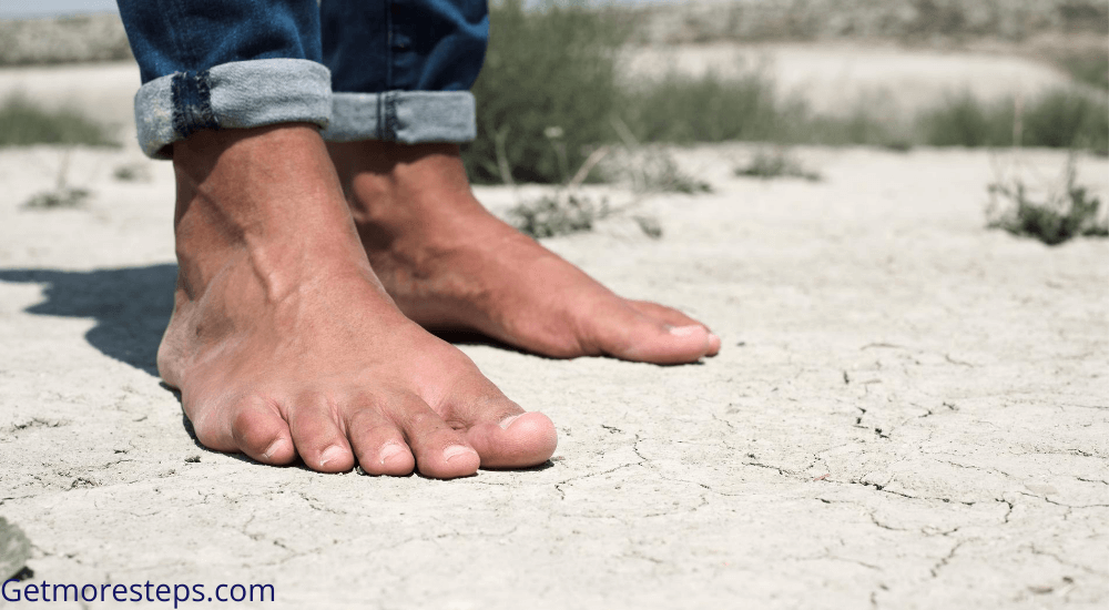 What does it means to have flat feet