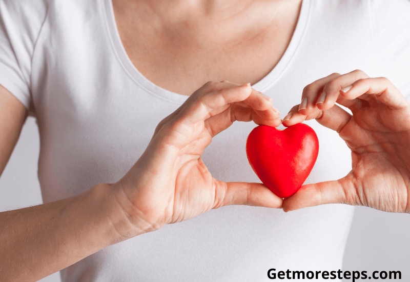 Walking strengthens your heart