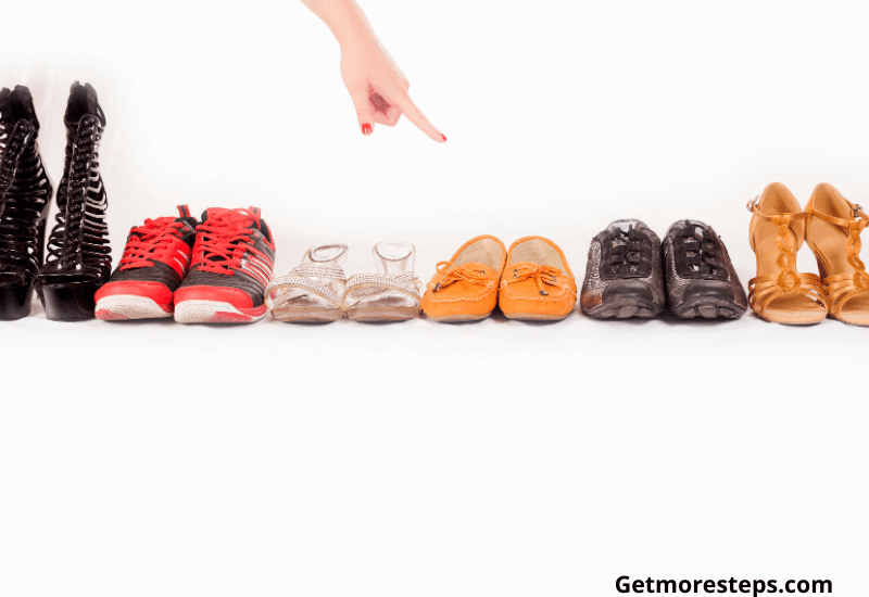 How to choose the right shoes