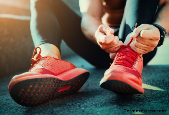 Why wear running shoes for walking