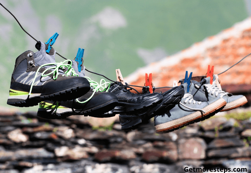 Dry Your Shoes to Remove Squeaking from Your Shoes